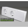 DELPHI switch program white