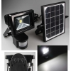 LED floodlight with PIR Motion Detection