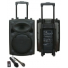 Mobile sound systems, megaphones