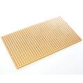 Hard paper perforated board Circuit strip 50 x 90mm