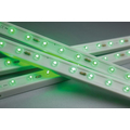 LED bar set 4 x15 LEDs green IP44