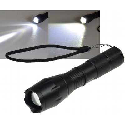 10W LED-Taschenlampe mit Zoomfunktion  - CTL10 Zoom