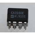 CA3160 4MHz BiMOS operational amplifier with MOSFET...