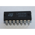 LM339N 4 channel comparator