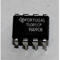 TL081CP operational amplifier