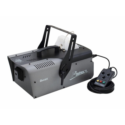 Fog machine with DMX interface and timer Z-1200 MK2 with Z-8 timer controller