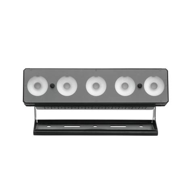 Highpower LED color changing bar with 15 W LEDs and collimator lenses Stage Pixel Bar 5