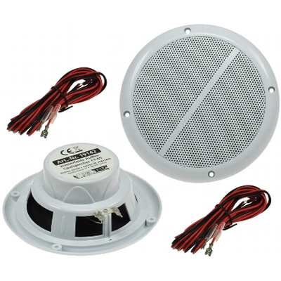 Fullrange marine install speakers 6.5  8 Ohm 50 W max