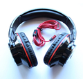dynamic stereo headphones black incl. 3.5mm jack cable -...