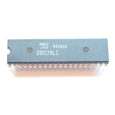 D8039LC   High-speed 8-bit single chip Hmos microcomputer