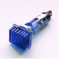 Indicator light neon blue 230VAC IP20