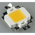 COB High power LED  10W warm white 3000K-3500K 11VDC