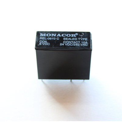 Universal-Relais 6VDC 10A 1 x on/(on) - REL 0610 C