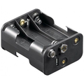 Battery holder for  6 x Mignon cells / AA / LR06 - push...