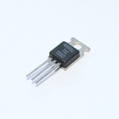TIC126D Thyristor 800V 12A 20mA TO220