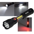3W 350lm LED Flashlight , Work Light, Warning Luminaire