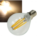 LED Filament drop light 4 watts warm white 3000 K...